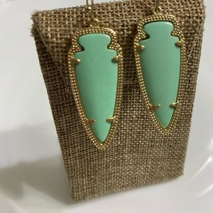 Kendra Scott Skylar Earrings Retired HTF